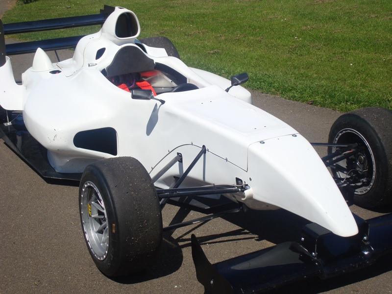 single seater car for sale