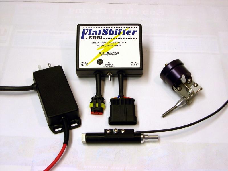 QUICKSHIFTER - Flatshifter Pro